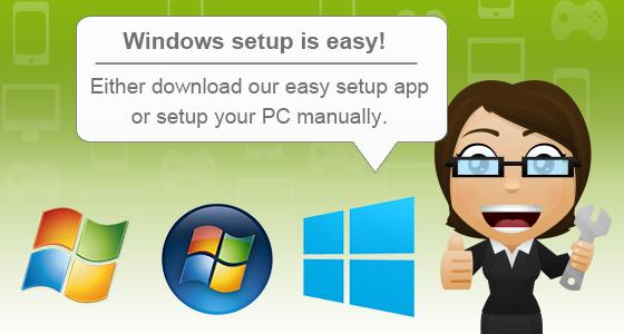Easy Setup App