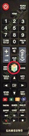 Samsung TV Smart Remote