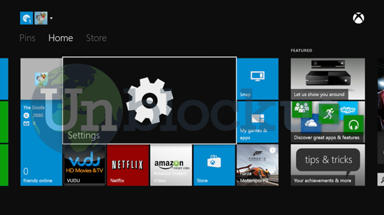 Changing locale & country on Xbox One – Unblock-Us