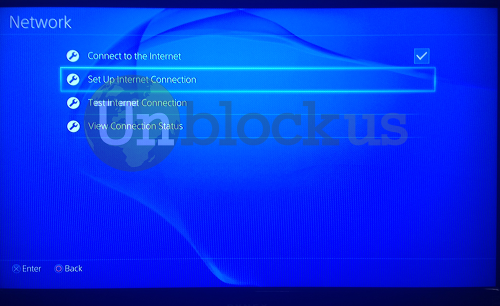 How to setup your Playstation 4 PS4 to use Unblock-Us – Unblock-Us